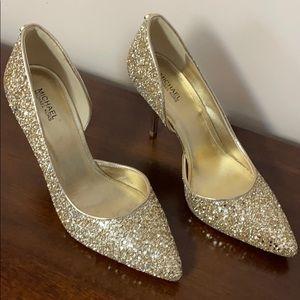 Women's Michael kors heels.